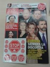 Portada de l'edició 2131 de la revista Pronto, apareguda el març del 2013