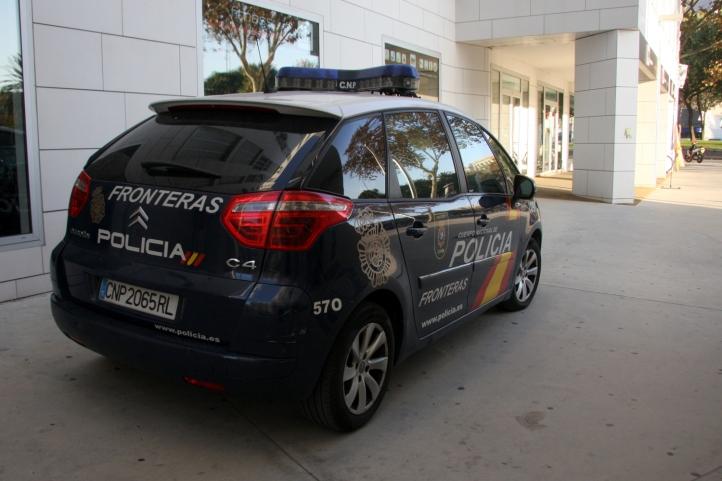 Cotxe policial
